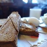 レッドサン - 料理写真:モーニングセット