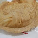 ピーターパン - 料理写真:プレミアムたい焼きハムマヨチーズ160円