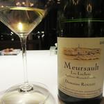 レストラン 花の木 - 008 Domaine Roulot Meursault Les Luchets