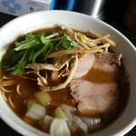 麺好き うるふ - 料理写真:和風さんま味噌