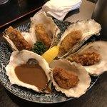 ごま料理 蔵馬 - カキフライ定食