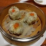 中国菜 老饕 - 老饕干し貝柱の旨味ジューシー小籠包です♪
