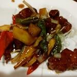 中国菜 老饕 - 黒酢スブタです♪