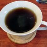 76577414 - 食後のコーヒー付き