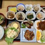 四季の香 - 料理写真:おまかせ定食 900円