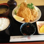 もりば - 料理写真:フライ定食 1,400円