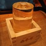 総本家 めはりや - 太平洋 純米酒 550円