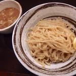 づゅる麺池田 - 塩つけ麺(830円)