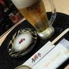 うまか亭 - ドリンク写真:生ビ
