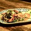 バーンタイ - 料理写真:☆オイスターソース炒め(牛肉)1300円