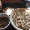 雲水 - 料理写真:鴨汁蕎麦\1000(17-11)