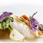 ラ・テラス イリゼ - 料理写真:ゆずの香りとともに