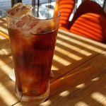 ihana cafe - 水出しアイスコーヒー