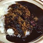 キッチン南海 - ご飯大盛り