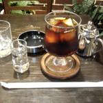 カフェ・ド・エトワール - アイスコーヒー(580円)