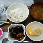 コーヒー・ごはん・おやつ シフォン - 2017.09