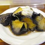 らう次郎 - センベロの揚げナス