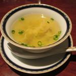 銀座アスター - 季節のスープ