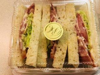 ブーランジェ オクダ 西陣店 - BLTサンド ¥267