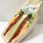 ミスズベーカリー - 野菜サンド(190)