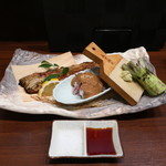 零 - 国産鰻の白焼き