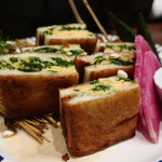 零 - 海老真丈の磯の香りのパン挟み揚げアップ