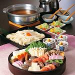 鈴のれん - 海鮮うどん鍋