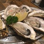 kakisakabatsudoisasakimagobexe - 生牡蠣