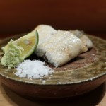 炭Kappo hirac - 穴子の白焼き