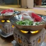 炭Kappo hirac - 熊鍋