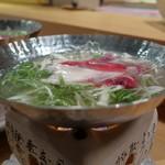 炭Kappo hirac - 熊鍋、仕上がり、