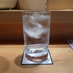 炭Kappo hirac - 富乃宝山 水割り