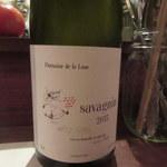 洋食イノツチ - 白ワイン