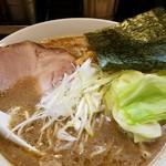 Gochoumeniboshi - こってり煮干しらーめん