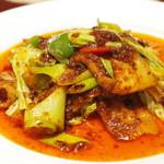 神楽坂芝蘭 - 回鍋肉