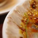 神楽坂芝蘭 - 雲白肉
