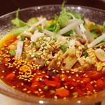神楽坂芝蘭 - 口水鶏