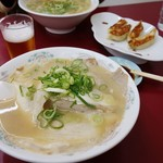 76598022 - チャーシュー麺