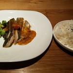 晶 - お魚定食