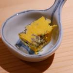 お料理 志ぶう - シュロップシャーブルーチーズ
