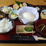 豆腐料理 あめだき - 豆腐御膳
