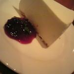 766324 - エガオセット(\1,680)④ レアチーズケーキ