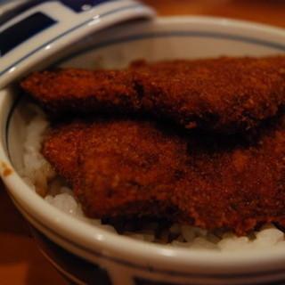 敦賀ヨーロッパ軒 - 料理写真:ソースカツ丼