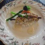セルフィーユ - 真鯛のマスタードマヨネーズ焼き