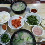 송정3대국밥 - 料理写真:
