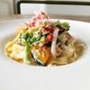 セカンドハウス - 料理写真:冬野菜やカニを使ったイオン五条店オリジナルMENU。※メニューは季節により異なります