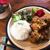 山猫食堂 - 料理写真:油淋鶏(1,000円)