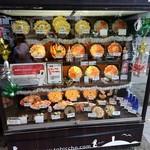 とびっちょ - 【2017.11.18(土)】店舗入口にあるメニュー見本