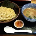 76609224 - つけ麺(並)(820円)