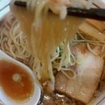 76609805 - 尾道ラーメン麺リフト
